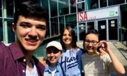 Студенты СПбГАУ об обучении во Франции по программе академической мобильности Эразмус+