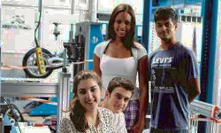 Международная летняя школа «Автомобилестроение и управление»