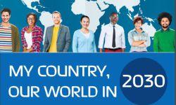 Конкурс эссе «My Country Our World in 2030»