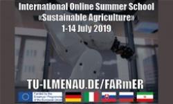 Летняя онлайн-школа проекта Erasmus+ FARmER
